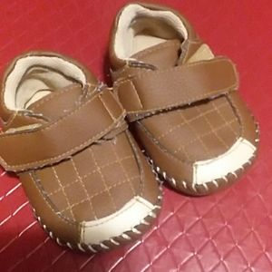 Baby shoes size 0-3M